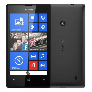 Nokia Lumia 730 - black